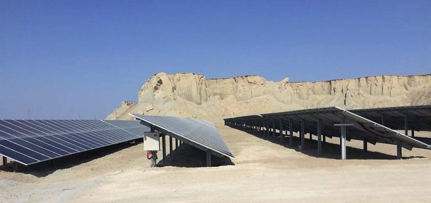 Encore in Iran per il primo impianto fotovoltaico da 10MWp