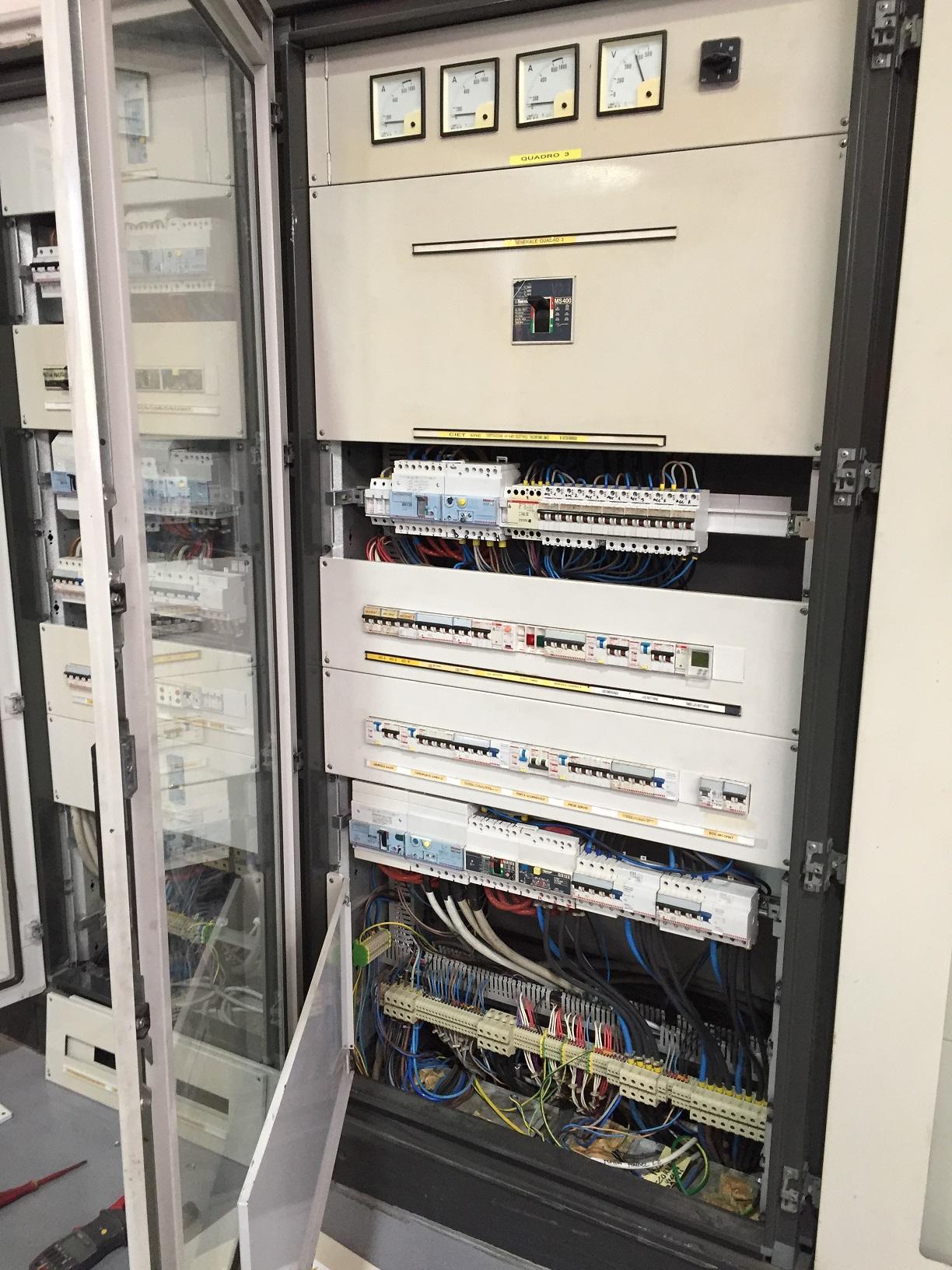 Analisi monitoraggio energetico
